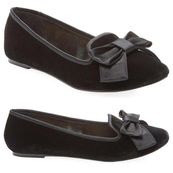 4efc3bd054 kate spade Shoes | New Women Astair Velvet Flat 82e | Poshmark